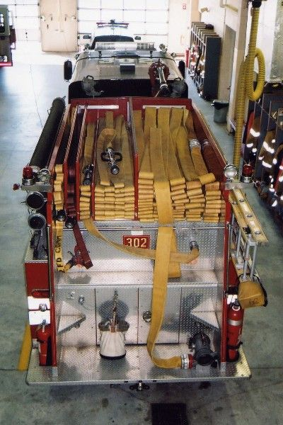 Mack Fire Apparatus 3