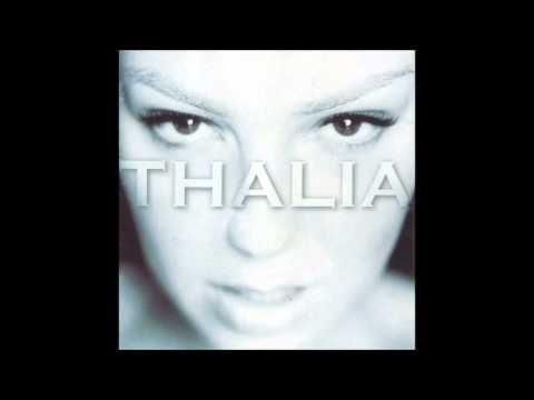 A Quien Le Importa-Thalia (lyrics) - YouTube