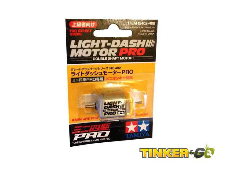 Mini 4wd Tamiya 15402 MOTORE LIGHT DASH PRO - € 4,90