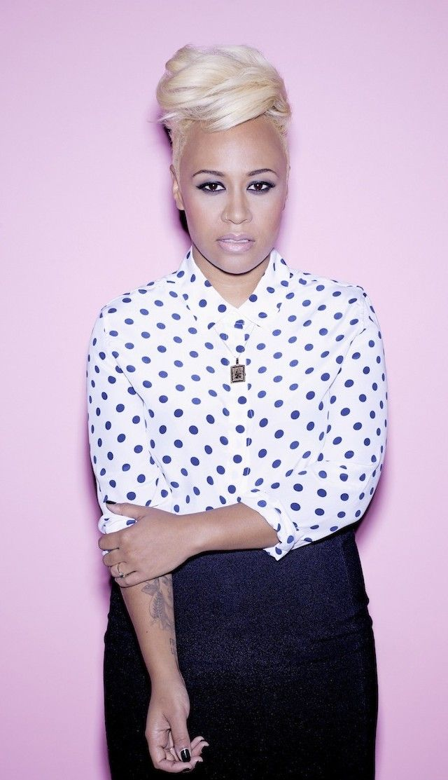 Emeli Sande Gives You Her Version of Events With Her Top ...