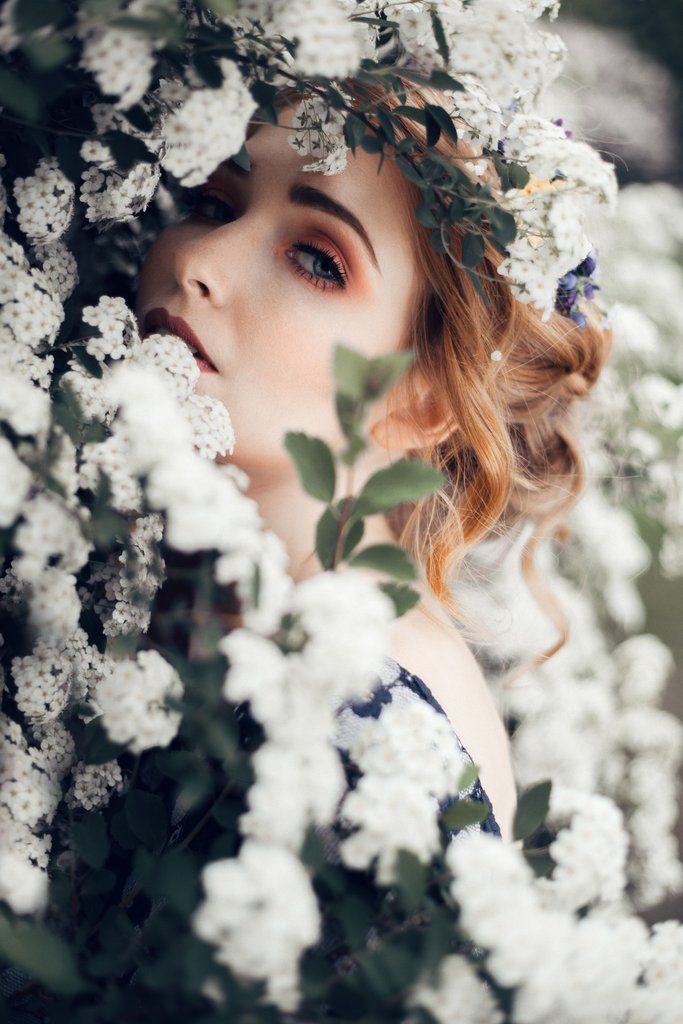 STORY: TENDER BLOOMING – Fashion Photography