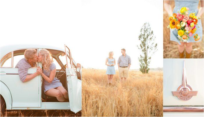 Fall in love in a field! This pre-wedding love shoot is bursting with love and colour! See more here: Fields of Love Shoot – Outdoor Engagement Session | Confetti Daydreams ♥  ♥  ♥ LIKE US ON FB: www.facebook.com/confettidaydreams  ♥  ♥  ♥ #Wedding #EShoot #Engagement #EngagementShoot