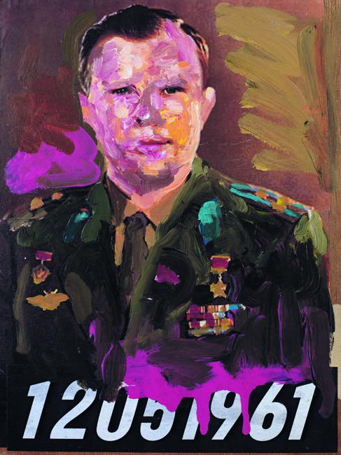 One Month Gagarin