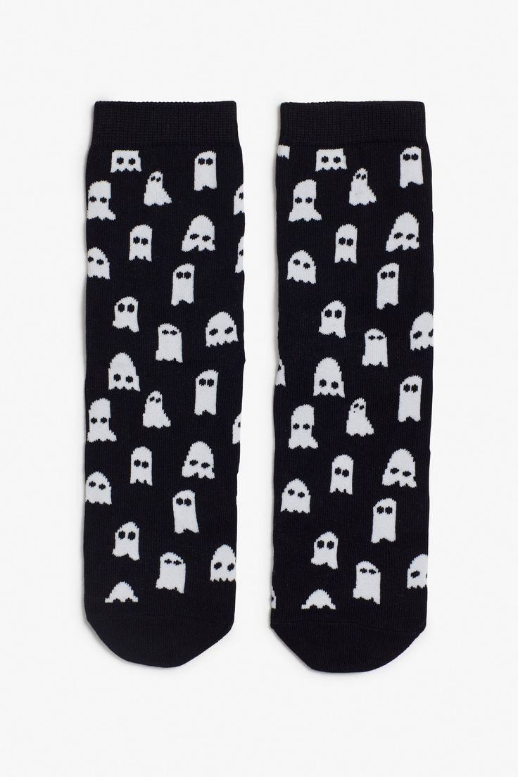 When you got 99 socks but a match ain't one, just roll with it. Introduce some of these awesomely printed socks into the chaos.