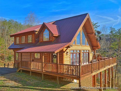 pigeon forge cabin taj mahal 3 bedroom family vaca rentals