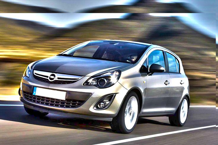 Opel Corsa - Simotas car rental kefalonia - rent a car
