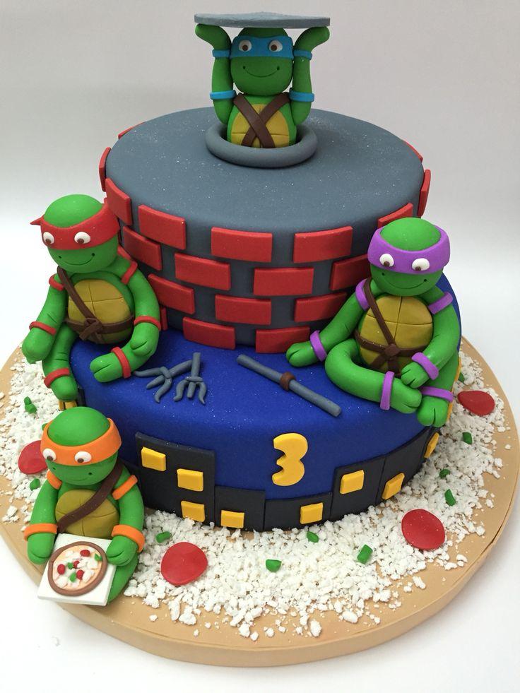 Torta tortugas