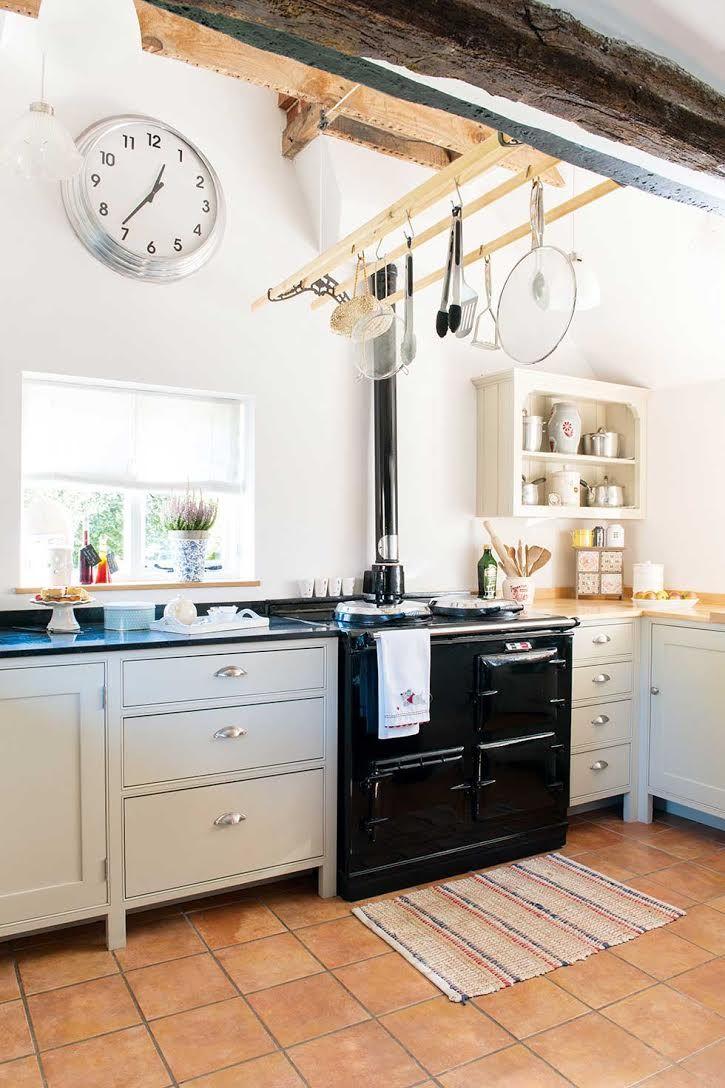308 best AGA Dream Home images on Pinterest | Kitchens, Aga kitchen ...