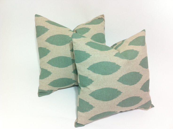 17 Best images about Seafoam Green on Pinterest Faux taxidermy, Green pillows and Pillow covers