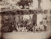 The British Governor, George Chardin Denton (1901-1911), and his party, 1905-An agreement with the French Republic in 1889 established the present boundaries. The Gambia became a British Crown colony called British Gambia, divided for administrative purposes into the colony (city of Banjul and the surrounding area) and the protectorate (remainder of the territory). The Gambia received its own executive and legislative councils in 1901, and it gradually progressed toward self-government…