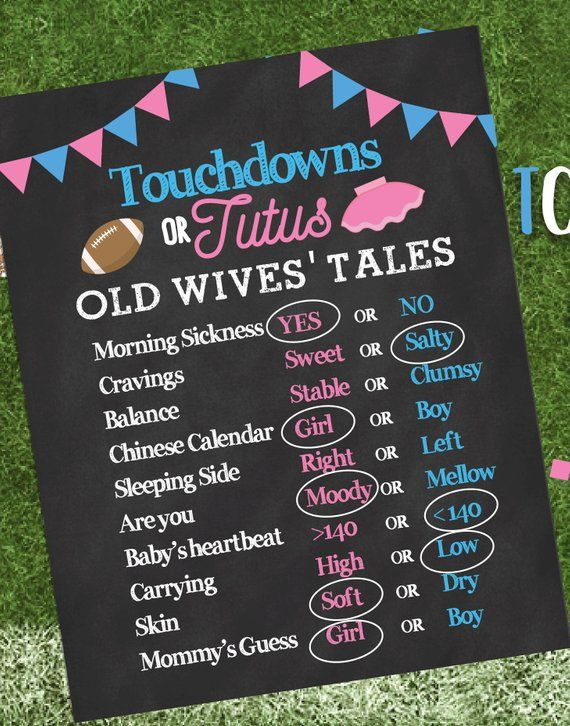 Instant Download Touchdown Or Tutu Old Wives Tales Sign Etsy Tutus Gender Reveal Football Gender Reveal Party Fall Gender Reveal Party