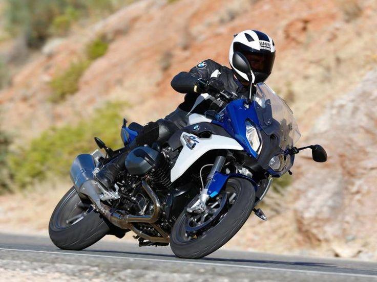 Neuer Sporttourer mit bekanntem Motor:Die BMW R 1200 RS fährt mit dem wassergekühlten Boxermotor, der 2013 eingeführt wurde und 92 kW/125 PSleistet. Foto: BMW