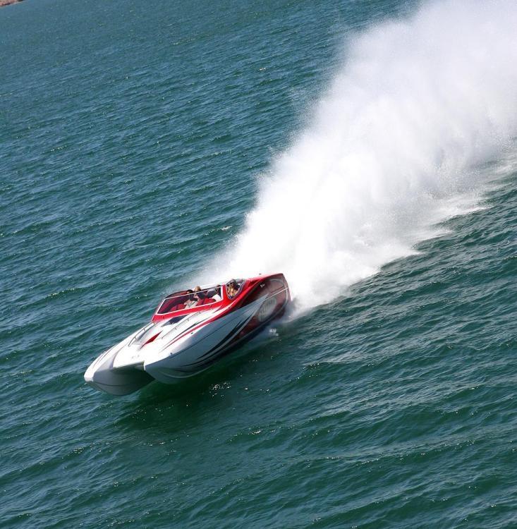 New 2012 Eliminator Boats 36 Speedster High Performance Boat - iboats.com