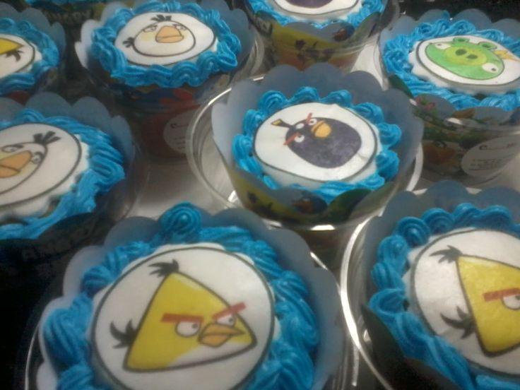 Cupcakes Temáticos...