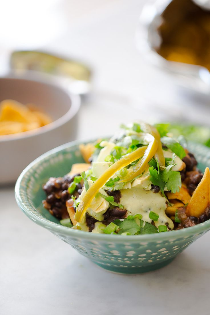 This recipe for the almost super healthy vegan Frito pie is the only ...