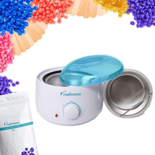 Mello Home Wax Kit | Mello Wax 20% code: BRICIA20