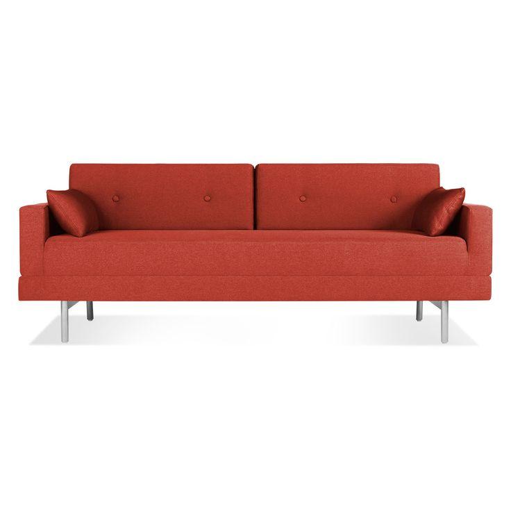 One Night Stand Modern Sleeper Sofa Bed. 80x32 22