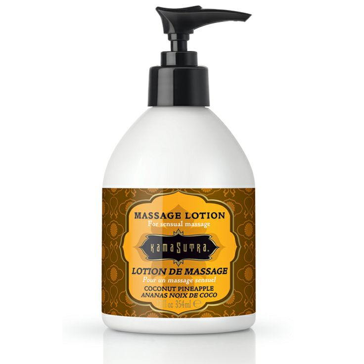 This rich and silky smooth massage lotion is Kama Sutra's most luxurious  massage product yet!
