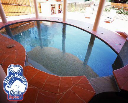 Blue Haven Pools Work