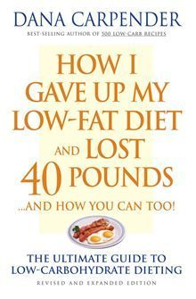 How I Gave Up My Low Fat Diet and Lost Forty Pounds! is a breezy, chatty, non-technical, fun-to-read explanation of low carbohydrate dieting -- why it works, the surprising health benefits, and most…  read more at Kobo.
