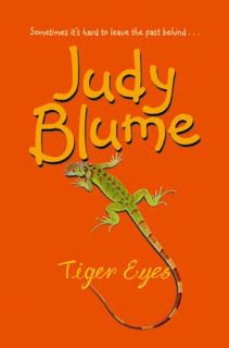 Captivated Reader: Tiger Eyes by Judy Blume
