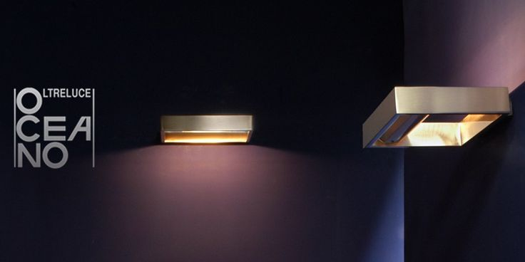 Oceano Oltreluce, azienda di illuminazione milanese, propone il nuovo sito in cui presenta le 3 linee di prodotti: collezione Oceano, Alluminia e ME.LAmpade, l'innovativa collezione di lampade artigianali km0.