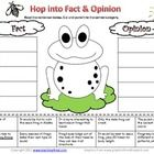Froggy Fact & Opinions
