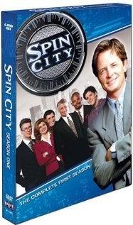 Spin City 1996-2002  Michael J. Fox, Charlie Sheen & Heather Locklear