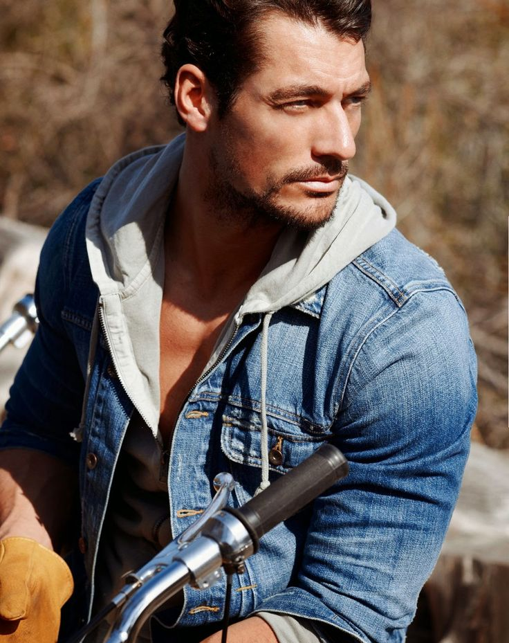 David Gandy for Lucky Brand Summer 2014 (HQ Picture Update) ~ David James Gandy