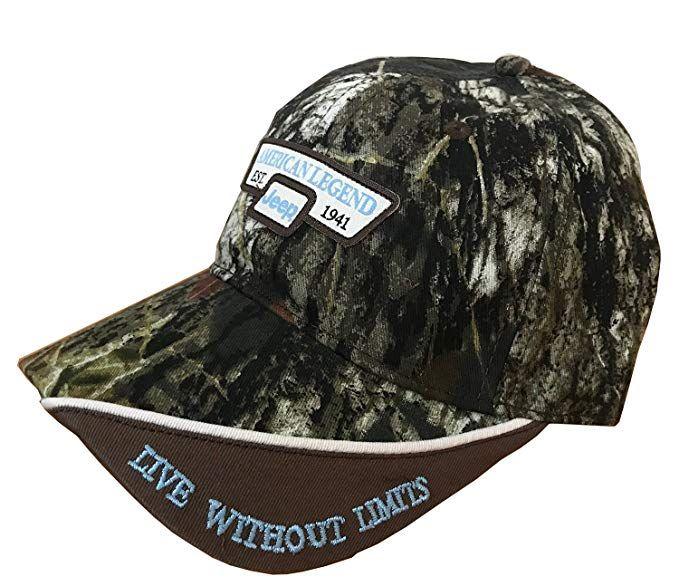 9e0611300fec3 Jeep Unisex CamouflageAdjustable Horizon Classic Baseball Hats Dad Hat  Review