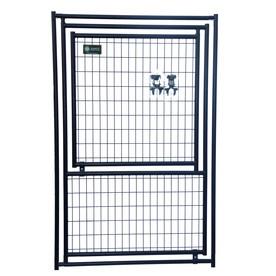 akc 6u0027h x 4u0027w puppy gate - Puppy Gates