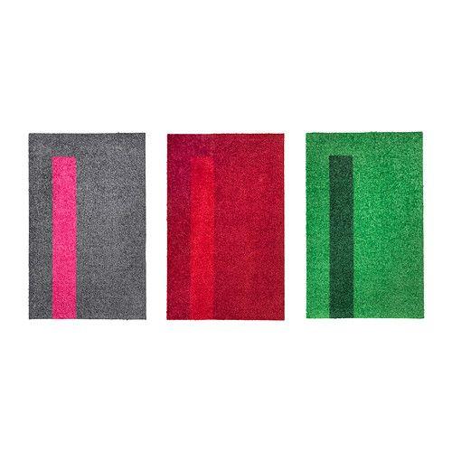 LIAMARIA Door mat - Green!