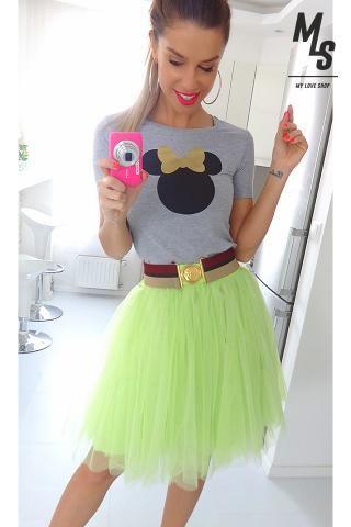 Nena Minnie Disney t-shirt