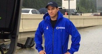 Snitches during the storm. ABC's (cough) reporter Tom Llamas showed he's no where near the caliber of Anderson Cooper. Instead of reporting on Hurricane Harvey news or even offering to help victims this wuss (imo) called 1st responder/cops on those searching for clean water & food. SMH. What a douche-bag!