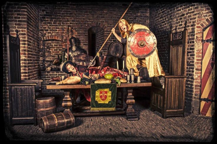 Middle Ages PhotoBooth by PaardenKracht