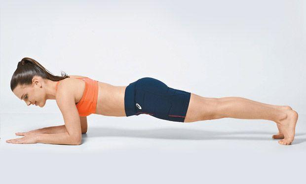 Abdômen firme e definido com exercícios de pilates