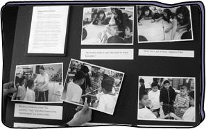 Every Art, Every Child | Reggio Documentation Panels - the how what and why
