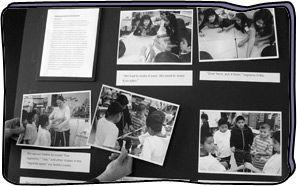Reggio Documentation Panel-Making