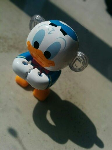 Huggy chan donald duck, added to my donald duck collection! Yeay!