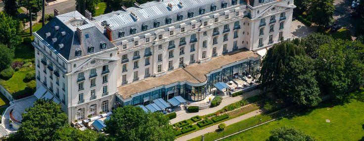 Bienvenue au Trianon Palace Versailles