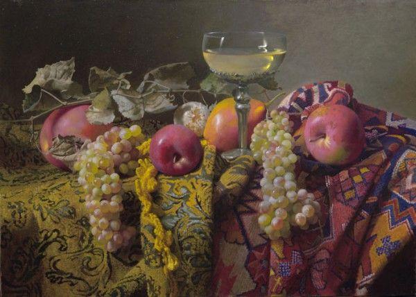 peinture artiste Aleksandr Saidov -13