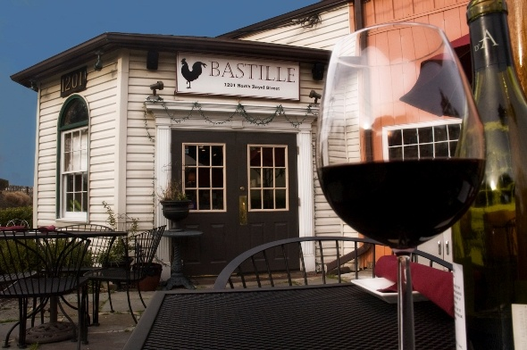 bastille boston restaurant week