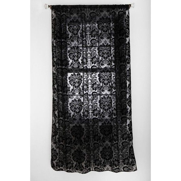 ideas about Damask Curtains on Pinterest Tie Up
