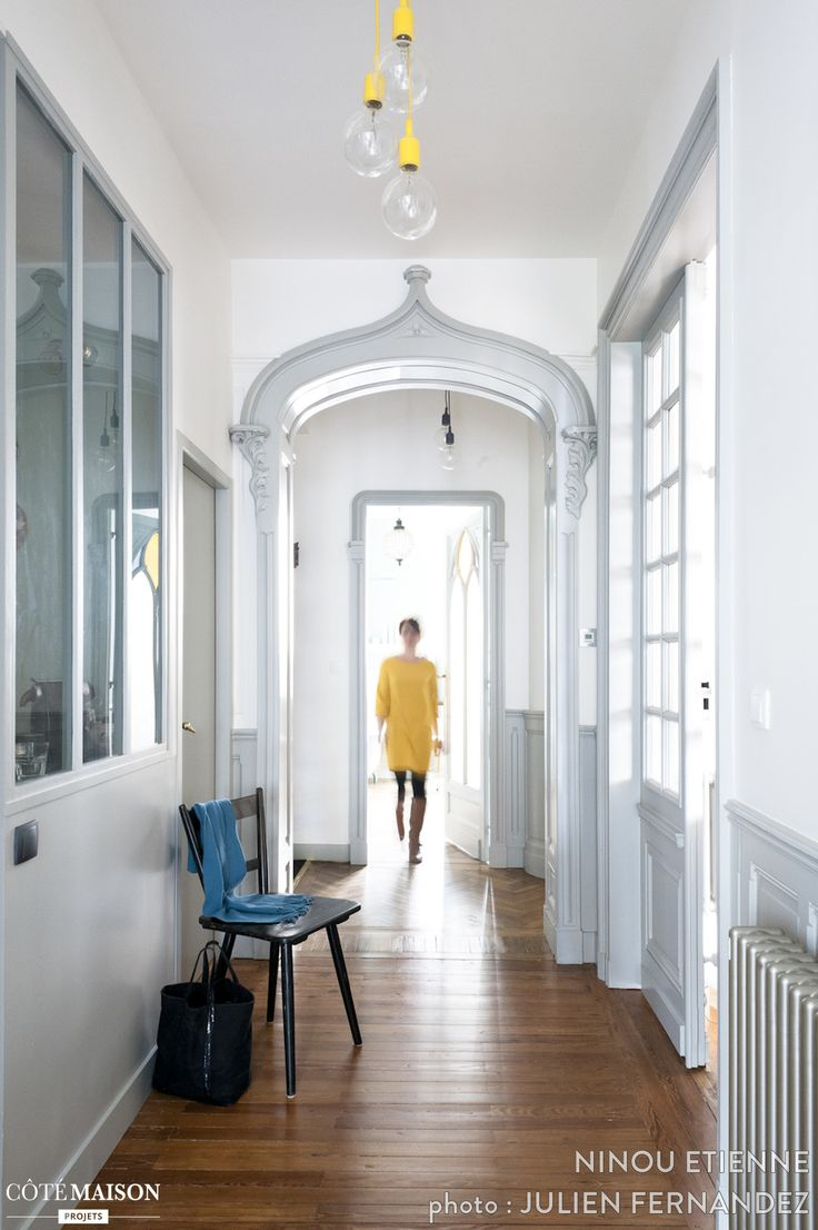 637 best entree images on pinterest architecture hallways and homes - Modern deco appartement ...