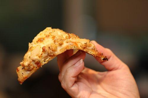 Holy Grail Low Carb Keto Paleo Primal Pizza Crust Recipe