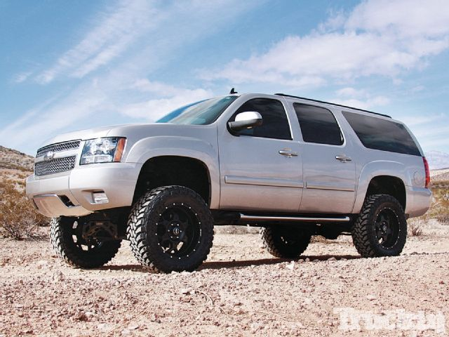 Readers Rides 2009 Chevy Suburban Z71