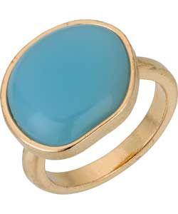 Aqua Blue Ring - Argos