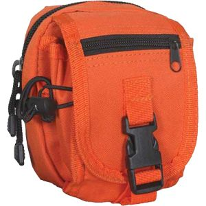 Safety Orange - Tactical Multi-Purpose MOLLE Accessory Pouch  Read more: Safety Orange - Tactical Multi-Purpose MOLLE Accessory Pouch - Army Navy Store http://www.galaxyarmynavy.com/item-FO-56-6852.asp#ixzz2lo37mRUV