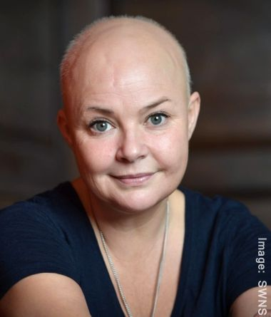 Gail Porter's Hair Starts To Grow Back After Following Extreme Raw Food Diet - Belgravia Centre Blog