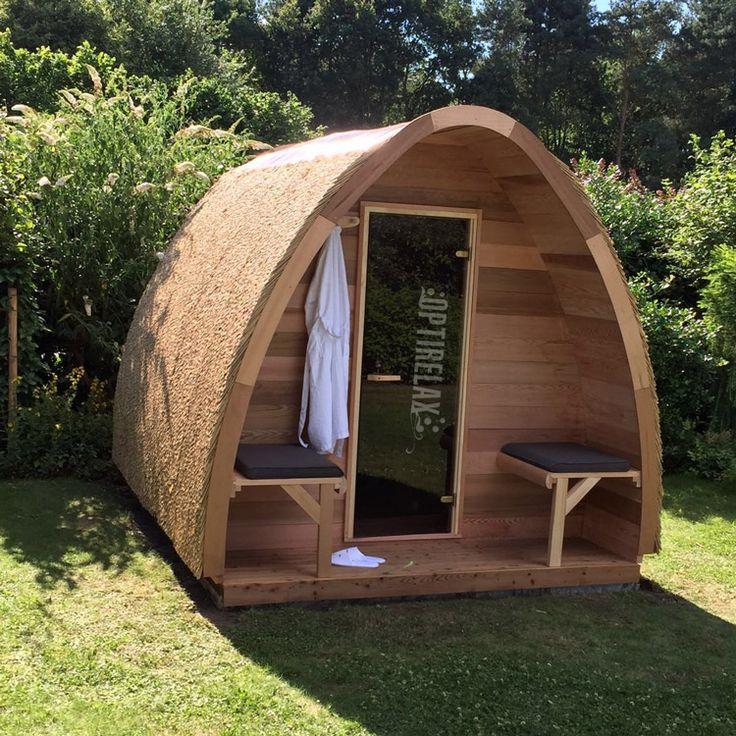 Nach Oben Gartensauna Selber Bauen Galerie Von Wohndesign Idee